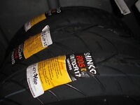 NEW TIRES FOR 600cc TO 1400cc SPORT BIKES FROM $300+TAX+ INSTALL