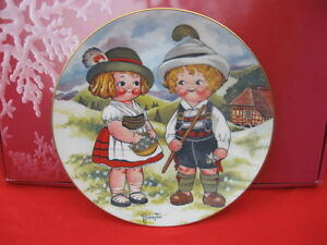 DOLLY DINGLE VISITS GERMANY - FIRST EDITION AND NUMBERED