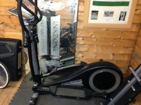 Infiniti st990 ergometer cross trainer