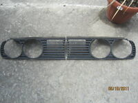 BMW E30 325/318/M3 Front Grills 84-91