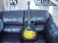 1956 Gibson Les Paul Junior electric guitar