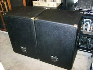 Yamaha S3115H PA Speakers, CONSIDERING TRADES Ottawa Ottawa / Gatineau Area image 3
