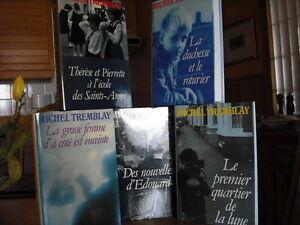 Livres Michel Tremblay Québec City Québec image 1