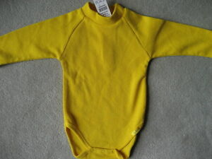 BRAND NEW Long Sleeve Onesie - Yellow