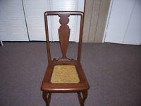 Antique Nursing Rocking Chair