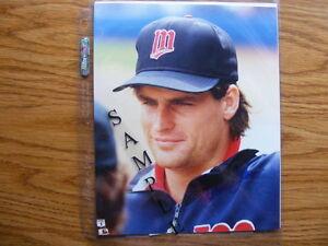 FS: Scott Erickson (Minnesota Twins) 8x10 Autographed Photo