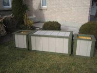 Deck Box & Flower Box