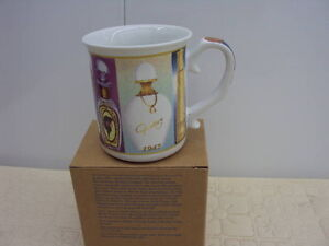 Porcelain China Tea or Coffee Mug