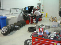 TIRE CHANGE OVER START AT $15.  EARLY SPRING BLOW OUT TIRE SALE!
