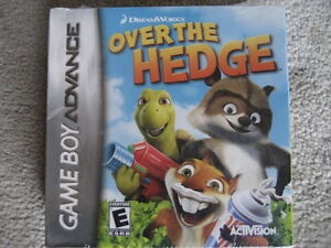 BRAND NEW  Over the Hedge