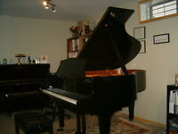 Piano Lessons in N.E. Calgary