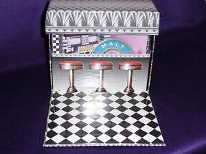 """JUKE BOX"" COFFRET CD "" MALT SHOP MEMORIES "" ANNEES 50 /60"