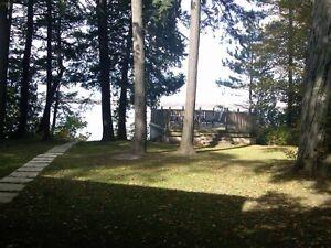 Big Bay point lake simcoe waterfront