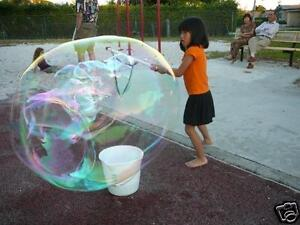 MIGHTY BUBBLE BLOWER WAND,BUBBLE STICK-BLOW HUGE GIANT SOAP BUBBLES