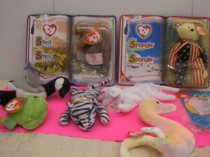 Assorted Teenie Beanie Babies