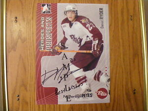 FS: 2005-06 OHL (Ontario Hockey League) Autographed Photos London Ontario image 5