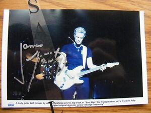 FS: James Marsters (Soul Man) Autographed 4x6 Photo