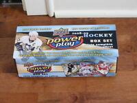 Serie complete de 300 cartes de hockey UPPER DECK Power Play en