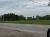 Commercial Building Lot Corner Hy#1 & Victoria Rd Wilmot Anna.Co