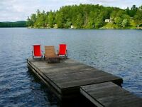 Exceptional Property - McGregor Lake Cottage - 30 minutes Ottawa