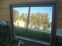 TRIPLE PANE AWNING WINDOW USED