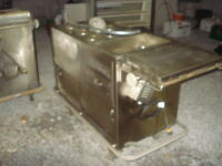 Stainless Steel mobile heated serving carts
