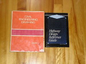 Livres de génie civil / Civil engineering books