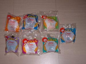 Set of 7 *Babe* McDonald's Happy Meal Plush *MINT* *$10*