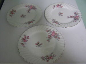 "10"" Johnson Bros Plates"