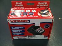 Optimate1 12v Smart Charger Battery Maintainer