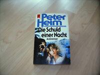 Die Schuld einer Nacht Arztroman Taschenbuch gebraucht Peter Hein Niedersachsen - Helmstedt Vorschau