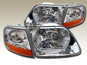 Ford F150 Headlights >> 1997 Ford F150 Parts   eBay