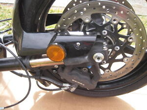 GSXR600 2008 ENGINE KIT AND COMPLETE FRONT END WITH ONLY 650KMS Windsor Region Ontario image 7