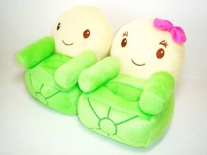 Couple's Plush Cell Phone / MP3 Holder (1 Pair)