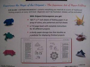 Origami-Tout Faire Avec Du Papier City of Montréal Greater Montréal image 2