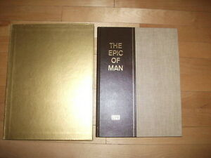 The Epic of man.