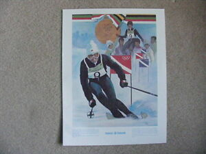 """FS: 1972 The Prudential Collection Nancy Greene """"Great Moments"""" London Ontario image 1"""