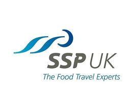 Barista at Bristol airport
