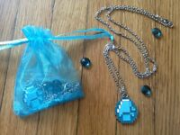 Minecraft Necklace Party Favor/Gift Sets