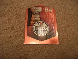 2012 Molson, Coors Light ERROR Hockey Card