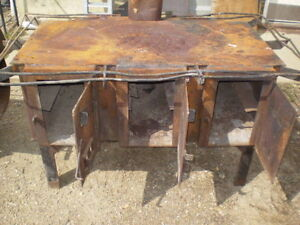 Attention Welders Large Camp Stove $150.00 OBO
