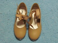 New, Girl's Theatrical Tap Shoes