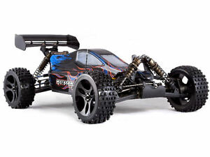 Redcat-Racing-1-5th-Scale-Rampage-XBE-RTR-with-2-4GHz-Blue-Body-Shell