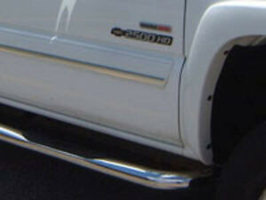 STAINLESS SIDE STEP BARS/ RUNNING BOARDS...PICKUP TRUCKS/ SUV'S.