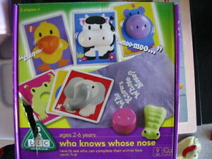 Who Knows Whose Nose