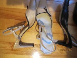 3 souliers pour femme à talon, size 7 1/2 West Island Greater Montréal image 4