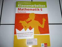 """Schulbuch. Übungsbuch :""""Mathematik 5 """" Realschule. Köln - Lindenthal Vorschau"""