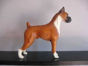 BOXER FIGURINE BY RIC CHASHOUDIAN