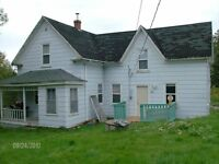 priced to sell on eastern shore of ns. sheet harbour