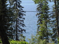 Bridge Lake Waterfront Lot - Vendor Financing Available